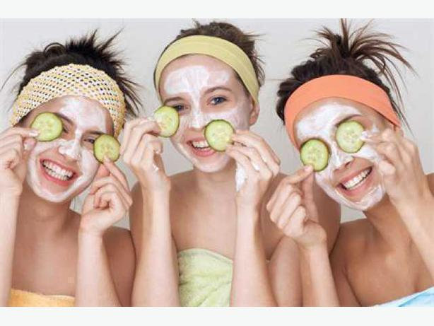 Mobile Spa Party for Pre-teens/Teens, includes self esteem building component!