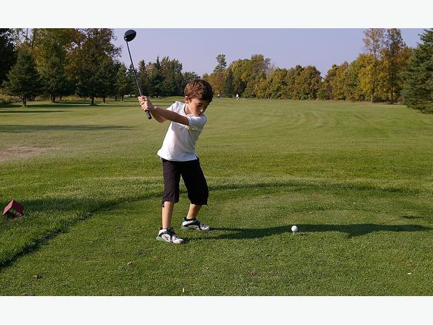Kid's Golf Club Rental