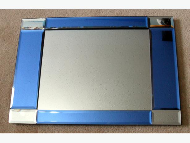 Like-New Good Quality Small Wall Mirror