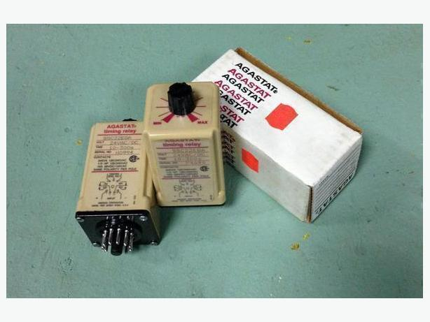 AGASTAT TIMING RELAY 10 TO 300 SEC.**NEW**