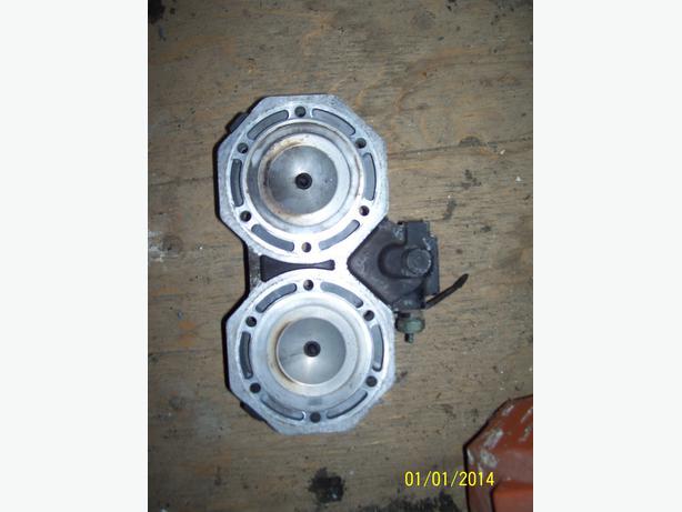 Arctic Cat ZR500 ZL500 head cylinder head engine head