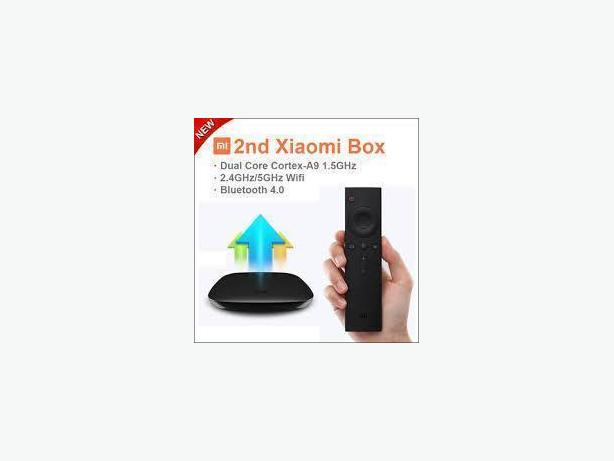 MIUI XIAOMI 2nd Android Smart TV Box , Dual Band, Miracast
