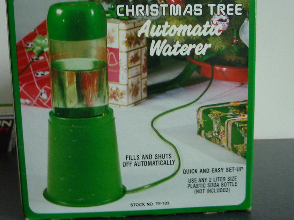 Christmas Tree Automatic Waterer Oak Bay, Victoria