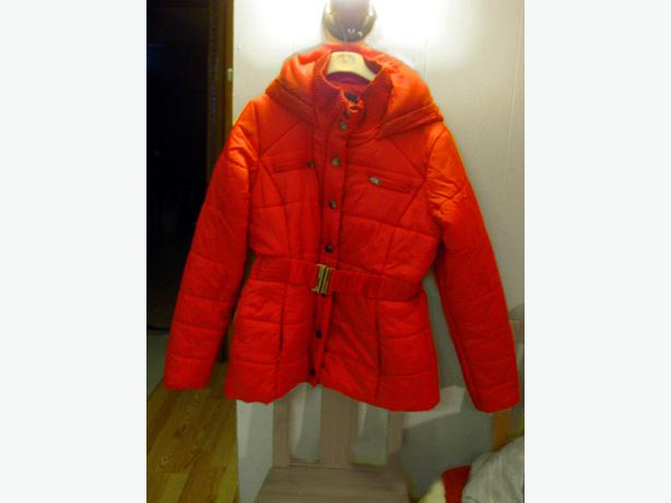 Brand New Red Down 3-4 Length Winter Coat Size XL - Fits smaller $35