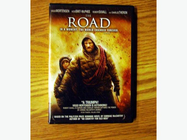Like New The Road DVD For Sale - Excellent Condition!