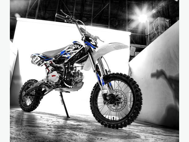 GIO Orion 125cc Pit Dirt Bike PRO GREAT STARTER DIRT BIKE ...