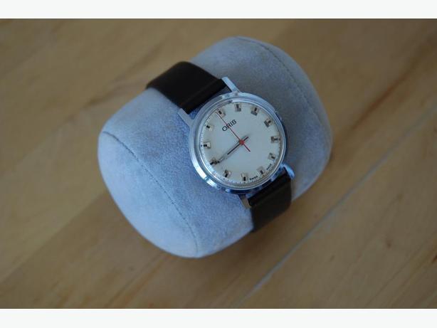 Vintage 1960's Oris Manual Wind 7 Jewels Wristwatch