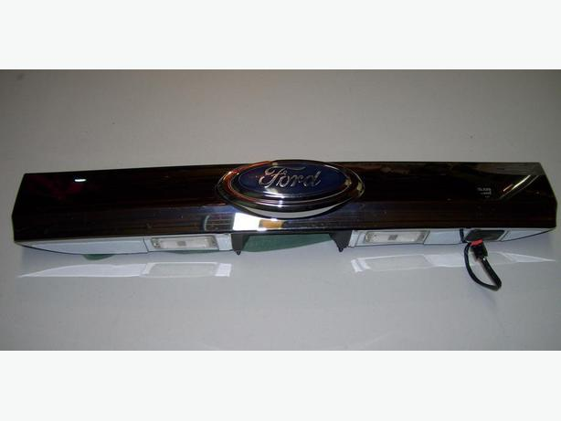 2011 Ford Escape rear liftgate handle