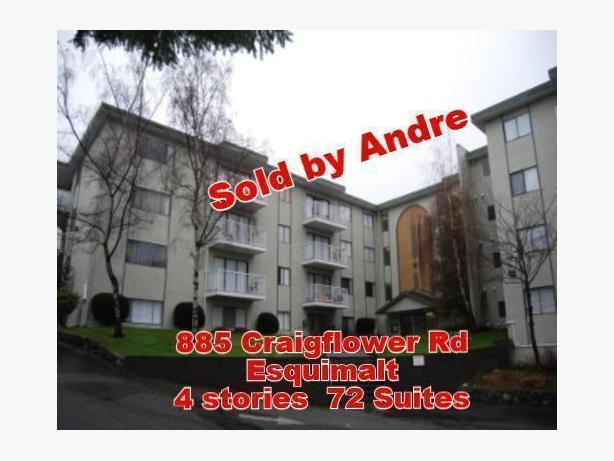 Apartment Buildings for sale in Victoria and Across Vancouver Island