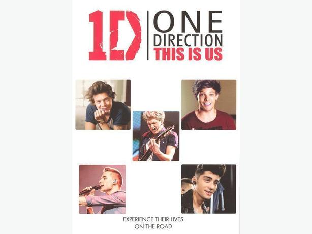 One Direction This Is Us (DVD)