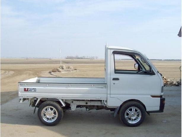 1999 Suzuki Import A Japanese Mini Kei Truck For Farm