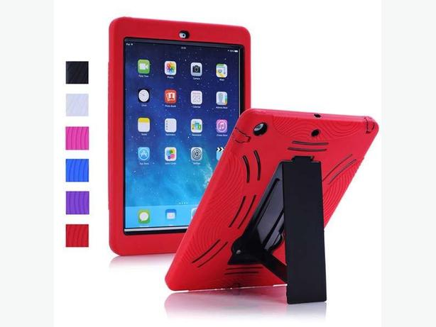 Robot Protective Case with Stand for iPad Air.