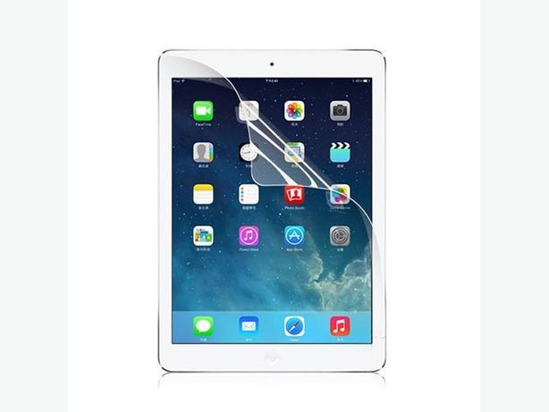 Clear Screen Protectors for iPad 2, 3, 4, Air & iPad Mini's.