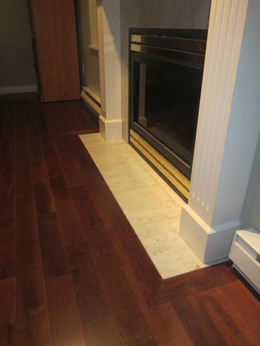 Hardwood laminate vinyl plank cork flooring for Hardwood flooring york region