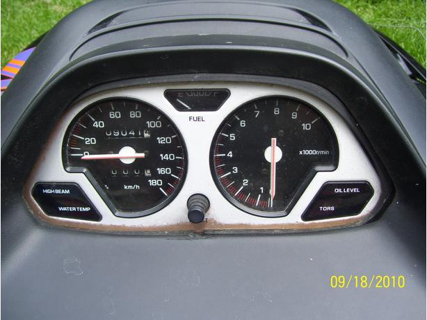 Yamaha VMax guages instruments speedo tach 94-96 VMax 500 600 750