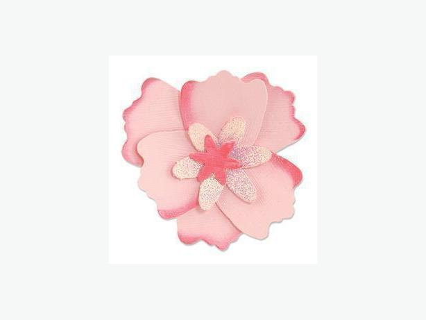 Sizzix Die Originals Flower, Beauty Bloom