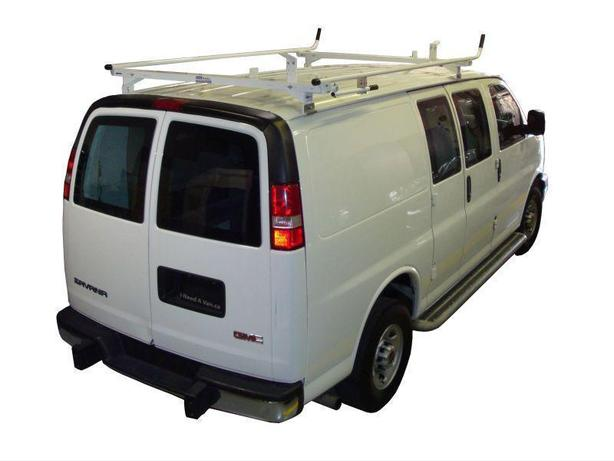 Van Ladder Racks, Van Shelving, Partitions/Bulkhead Outside Seattle