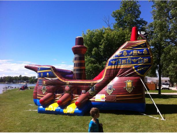Amazing Party Inflatables for your Events !!!  204 864-2703