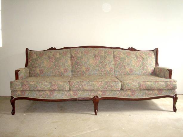 Living Room 3-Seater Sofa + Armchair Set