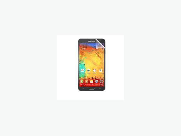Clear Screen Protector for Samsung Galaxy Note 3 III N9000