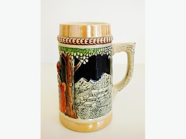 Original King Beer Stein Mug