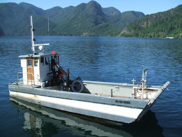 Landing Barge for sale Other North Island Location, North Island