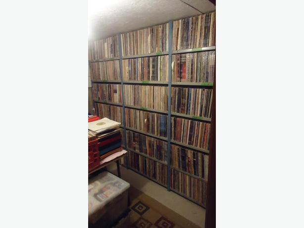 VINYLES/33/45/78 TOURS/LP/DISQUES/RECORDS