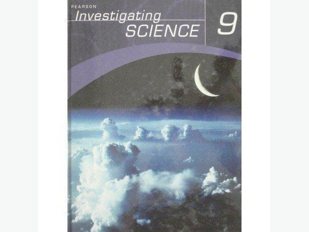 Pearson Investigating Science 9 by Lionel Sandner by