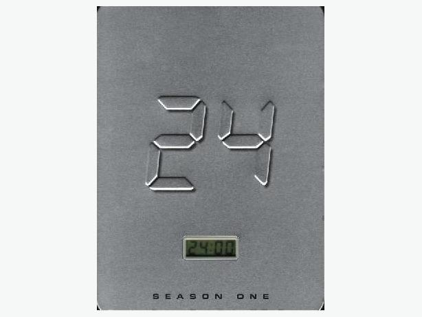 24: Season One DVD Limited Edition packaging