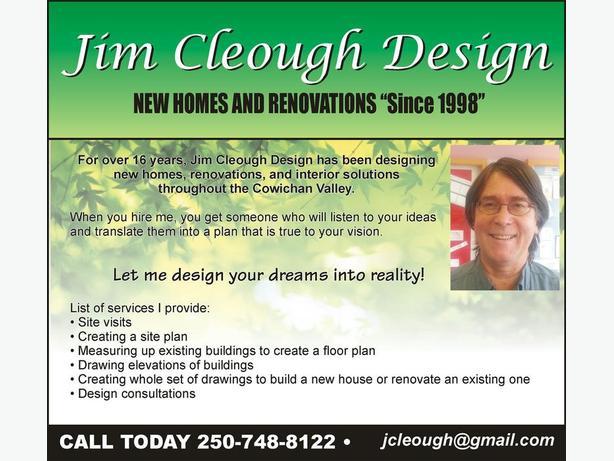 Jim Cleough Designs