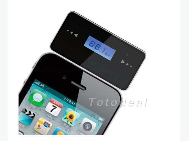 Brand New In-car Backlit LCD Display Fm Transmitter for Smartphone iPod MP3