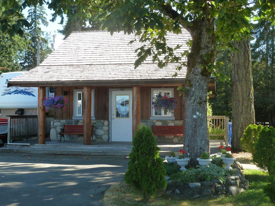 RV Lot For Rent Qualicum Bay Outside Nanaimo Nanaimo