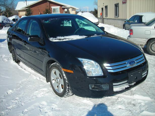 2008 FORD FUSION PARTS