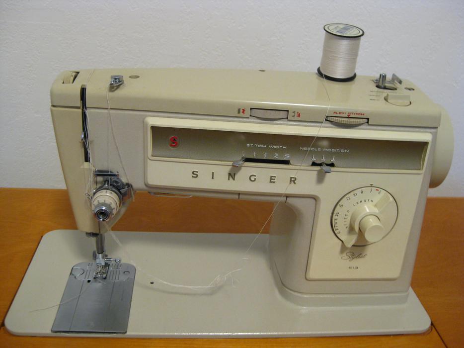 singer stylist 513 sewing machine