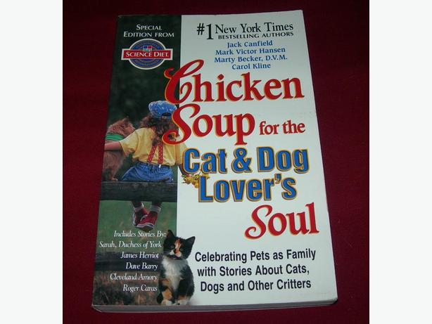 15 Chicken Soup for the Soul books by Jack Canfield, Mark Victor Hansen, etc.