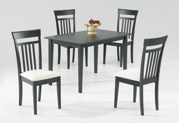 Brand new espresso dining table loi 39 s used furniture for Consignment furniture clearwater