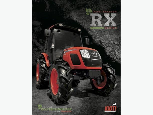 RX7320 Tractor