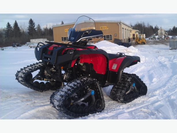 Yamaha Grizzly Tracks For Sale