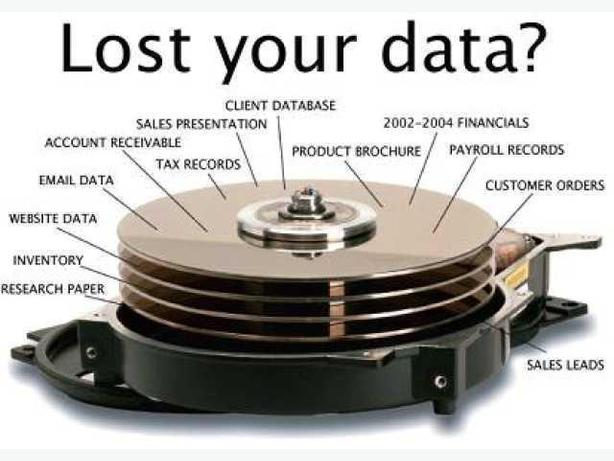 Data Recovery Services for most devices