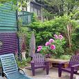 Nicely Appointed Furnished Garden Suite in Kitsilano Coach House #341