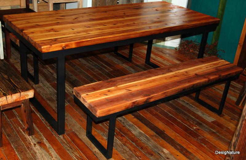 custom reclaimed fir dining tables and desks Victoria City  : 36757839934 from www.usedvictoria.com size 800 x 522 jpeg 74kB