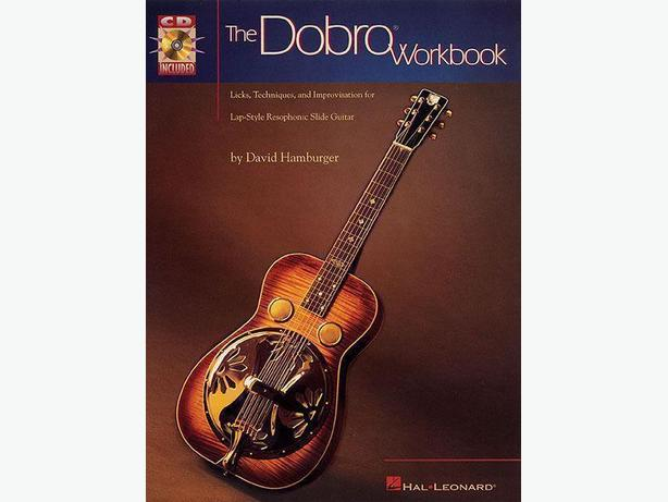 Dobro instructional books