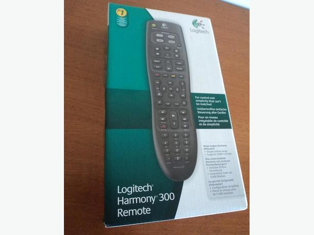 Harmony remote (NEW)