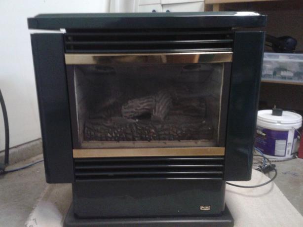 Gas Fireplace Mirage Dv Series B North Nanaimo Parksville Qualicum Beach