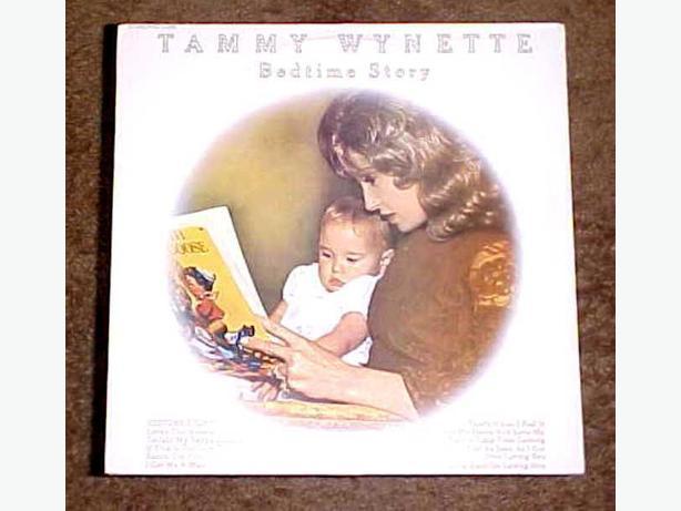 TAMMY WYNETTE VINYL LP