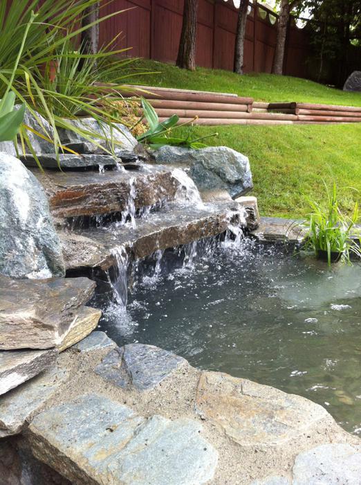 Island outdoor living ltd outside nanaimo nanaimo for Koi fish pond kelowna