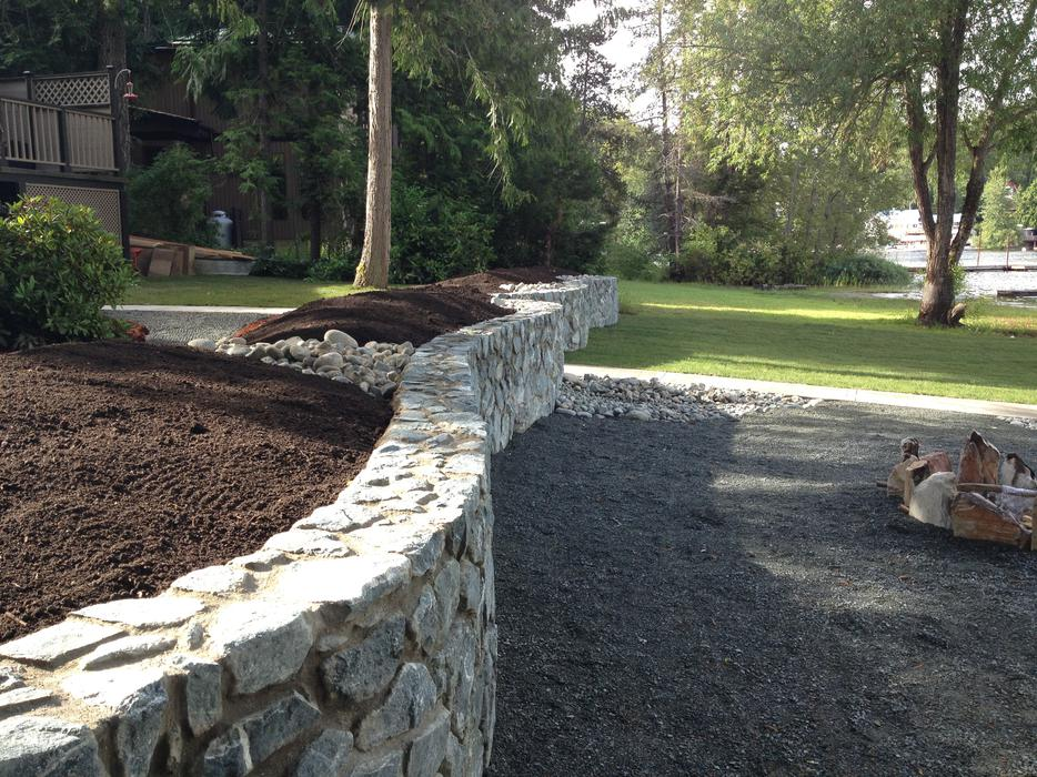 Island Pacific Landscaping Ltd. Outside Nanaimo Nanaimo