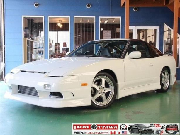 1996 Nissan Jdm 180sx Type X Turbo Sr20det Import From