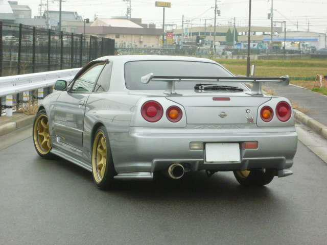 1999 Nissan Jdm Skyline Gtr R34 Bnr34 Import To Canada Outside Victoria Victoria