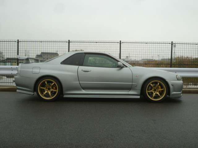 1999 Nissan Jdm Skyline Gtr R34 Bnr34 Import To Canada